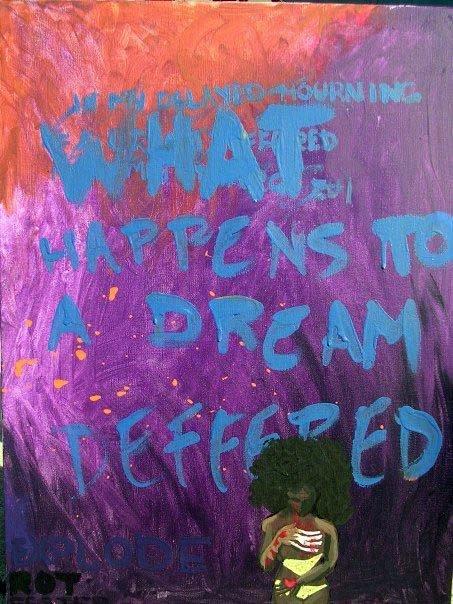 Dream deferred essay