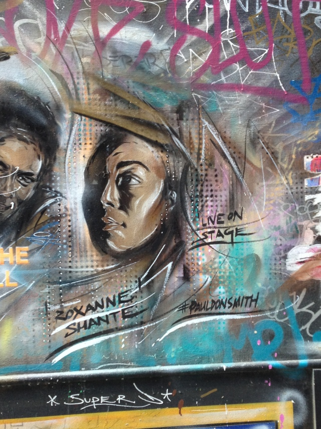 """Roxanne Shante by Paul """"Don"""" Smith"""