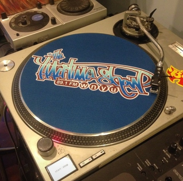 halftime turntables